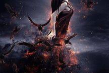 Gothic art / by Nathalie Vukas