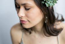 succulents bride ideas
