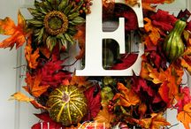 Thanksgiving/Fall / by Jessica Engel