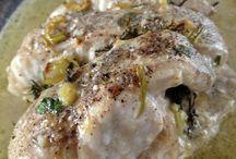 Sweet fish et poisson / gourmandises iodées seafood and fruits de mer