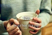 Tea / A tea lover