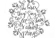 Seasonal quotes