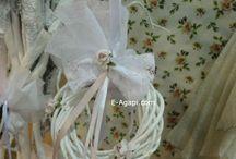 Handmade Favors - Bomboniere - Marturii / Handmade guests favors by e-agapi.com