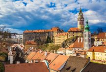 Česká republika - města / Czech Republic - cities / Překrásná města v České republice, která stojí za to navštívit. / Amazing cities in Czech Republic that worths to travel to.