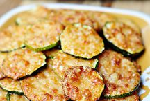 Zucchini Recipes ( yes we planted too much) / by Janna Bennett