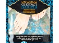 Macademia Oil Extract / Shampoo, Conditioner, Body Butter, Foot Pack and Hand Pack