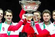 Finale Coupe Davis 2014 / Finale de la Coupe Davis 2014 France - Suisse