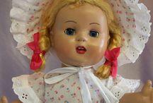 restaurované panenky