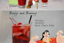 Disney cocktail