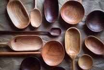 Wood kichen tool
