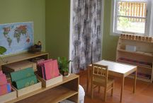 Montessori Prepared Environment / Great Examples of The Prepared Environment / by Julie Gabrielse