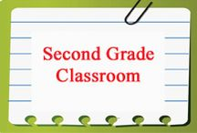 Second Grade Classroom / Second Grade Classroom curated for elementary teachers by www.treetopsecret.com.  Please visit my blog for more ideas to help you and your students, Veronica at TreeTop. / by Tree Top Secret Education