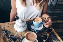 Кофе и завтрак
