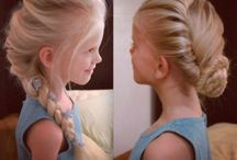Kids hairstyles / by Brandy Perry