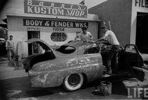 Vintage Cars & Vehicles