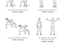 Workouts|Arms / by Whitlie James