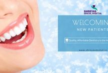 Dental Clinic in Ahmedabad / If you are suffering from any dental or gum problems then you must consult a dentist as soon as possible. The experienced and well-known dentist at Shreyas dental hospital provides treatment for all types of dental damages.