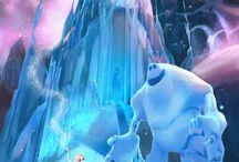 FROZEN / Disney's most popular Princess...Elsa from the popular Frozen Fine Art Collection