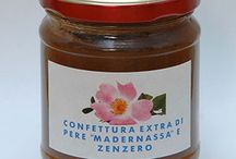Confetture / Confetture per colazioni e merende o per l'accompagnamento con formaggi e carni