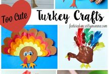 Thanksgiving Recipes and Crafts / Thanksgiving Recipes | Thanksgiving Ideas | Thanksgiving Food | Thanksgiving Crafts | Thanksgiving Decor |