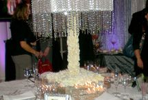 Wedding Table Lamps & Shades