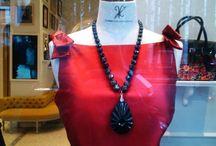 Kondylatos  x-mass jewellery at  Vassilis Zoulias  shop  / Kondylatos  wonderful x- mass jewellery at  Vassilis Zoulias  shop - Akadimias 4, Athens