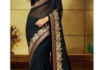 Nirvana sari / http://www.banglewale.com/collections/nirvana-sari