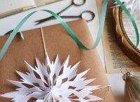 Envoltorios para regalos