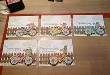 Transportkort. Særligt cykler