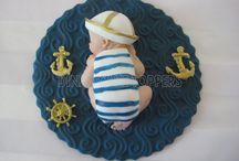 sea smach the cake