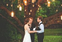 wedding ideas / i get super excited about wedding decoration and cakes