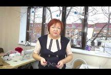 модные практики - шитьё
