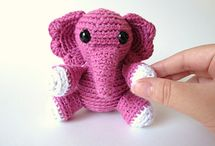 Adrialys Designs / My amigurumi designs / by Adriana