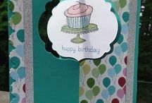 Thinlit Card Die / cards & projects specifically using the SU! Thinlit Card Die to create 'swing' cards