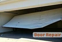 Stuck Garage Door | Off-Track Garage Door - Summit Garage Door Repair