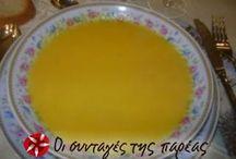Soups & orektika