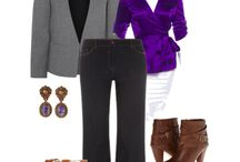 Mama Masha's Closet - work / Outfit ideas for curvy gals.