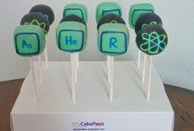 Cake Pops for Boys