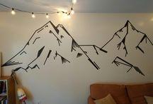 Mural tape