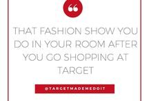 For the Target Fans