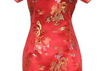 robe chinoise rouge / robes chinoise rouge sur la cite interdite