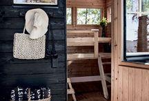 Summer house / sauna