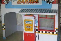 garagem creche
