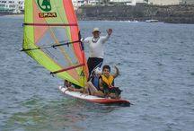 Windsurf with nauticocean