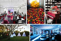 Agency life / How the space we work in affects the culture.