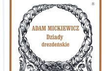 Książki - kanon literatury / Książki, które każdy polonista powinien znać
