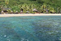 Fiji travel inspiration