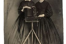 Women at Work  / Images of 19th century women working