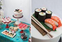 PARTY - Japanese, Sushi