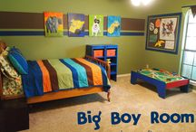 Connor's Bedroom / by Erin Weagly